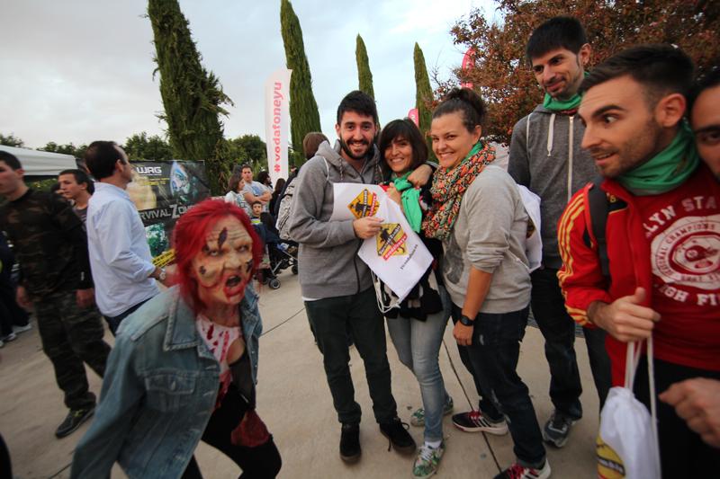 img 4506 - Invasión zombie en el Parque Warner de Madrid