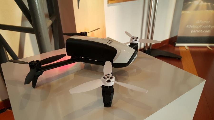Parrot Bebop 2 drones