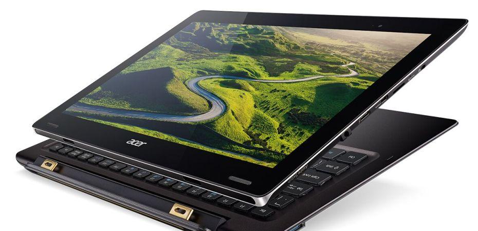aspire switch 12 - CES 2016: Acer. Windows 10 mobile y mucho más
