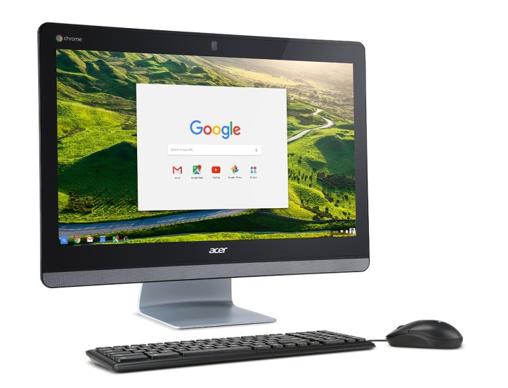 chromebase 24 ca24i 051 - CES 2016: Acer. Windows 10 mobile y mucho más