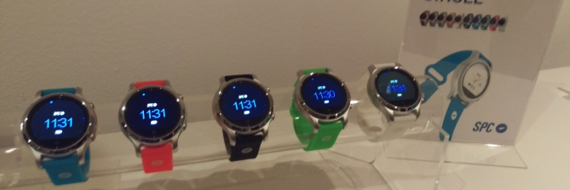 Smartwatches SPC