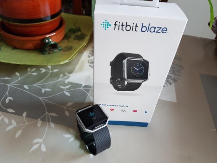 fitbit blaze tecnosapien 8 - Review Fitbit Blaze: el smartwatch de Fitbit