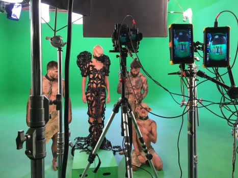 img 3685 - Beefeater y Dabiz Muñoz se unen en la Realidad Virtual